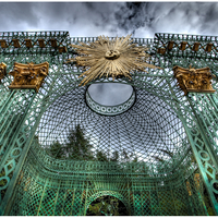 Lattice Pavillion, Sanssouci Palace