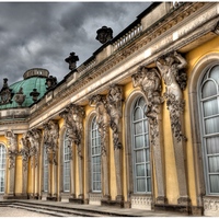 Sanssouci Palace, main building