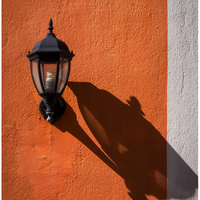 """Street Light"", Husum, North Sea, Germany"