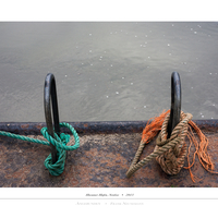 Colored Ropes, Husum, Germany, 2013